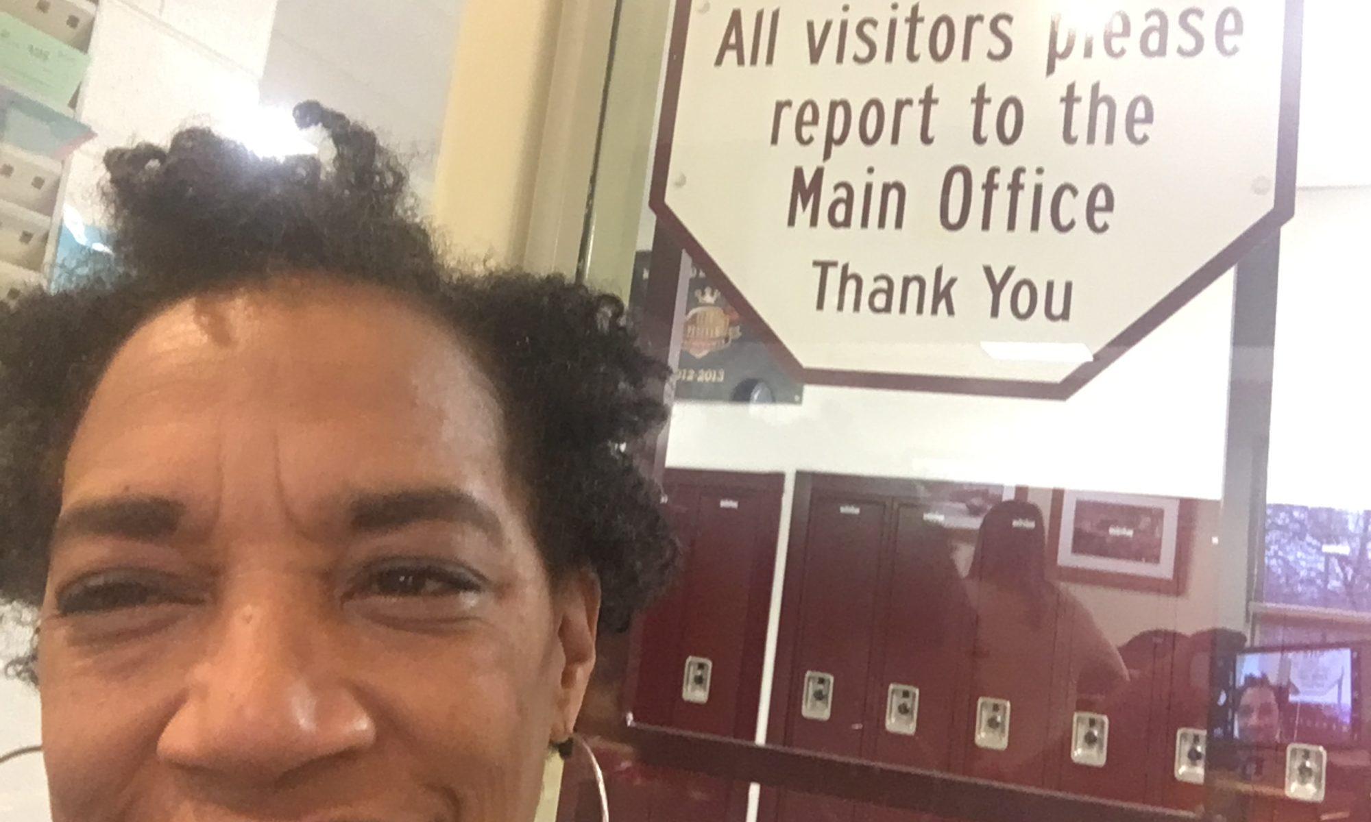 Wilma Jones at Swanson Middle School